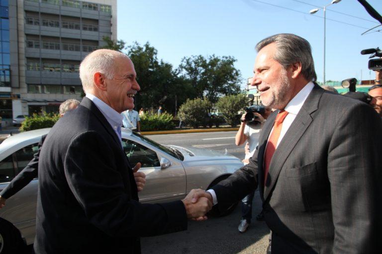 Κ.Ο ΠΑΣΟΚ: Παπανδρεϊκός πόλος με επικεφαλής τον Παπουτσή; | Newsit.gr