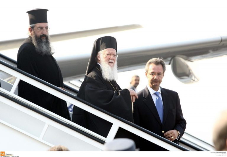 O Οικουμενικός Πατριάρχης στο Άγιον Όρος | Newsit.gr