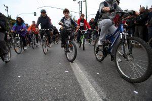 Οι ποδηλάτες απαιτούν και διαμαρτύρονται…