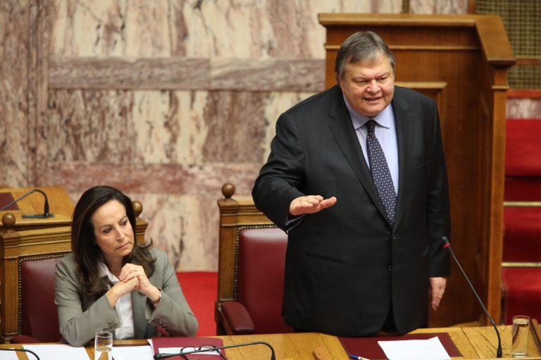 Βενιζέλος: «Τσάμπα μάγκας είστε κ. Τσίπρα» – Απίστευτος καυγάς στη Βουλή – ΒΙΝΤΕΟ   Newsit.gr