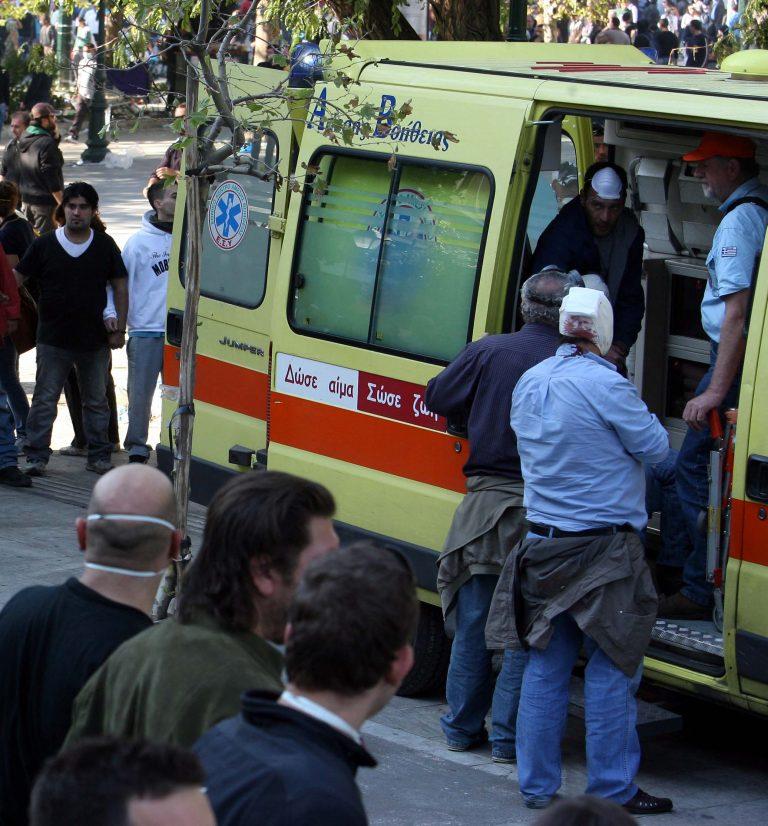 Λαμία: Προσπάθησε να τους σταματήσει και τον παρέσυραν με αυτοκίνητο! | Newsit.gr