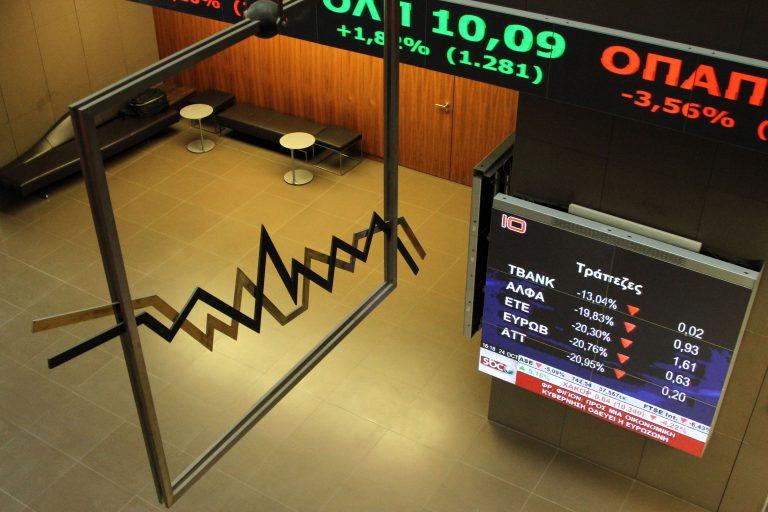 Άνευρη η συνεδρίαση στο Χρηματιστήριο | Newsit.gr