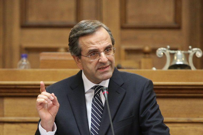 Ν.Δ.: Επικίνδυνος ο Παπανδρέου και πρέπει να φύγει | Newsit.gr