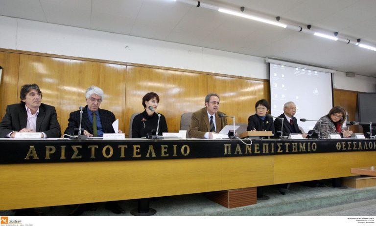 Θεσσαλονίκη: Φοιτητές εναντίον Πρύτανη – Διακοπήκε η συνεδρίαση στο ΑΠΘ! | Newsit.gr
