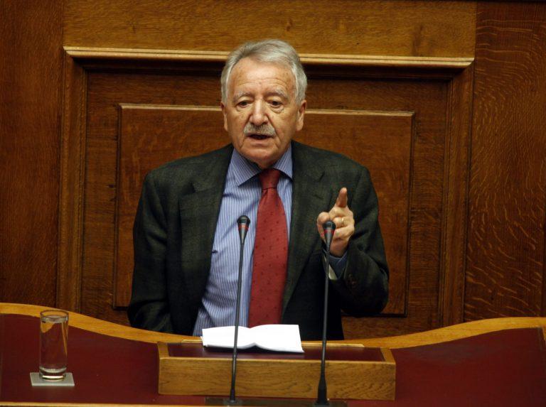 Δεν θα είναι υποψήφιος ο Κ.Γείτονας | Newsit.gr
