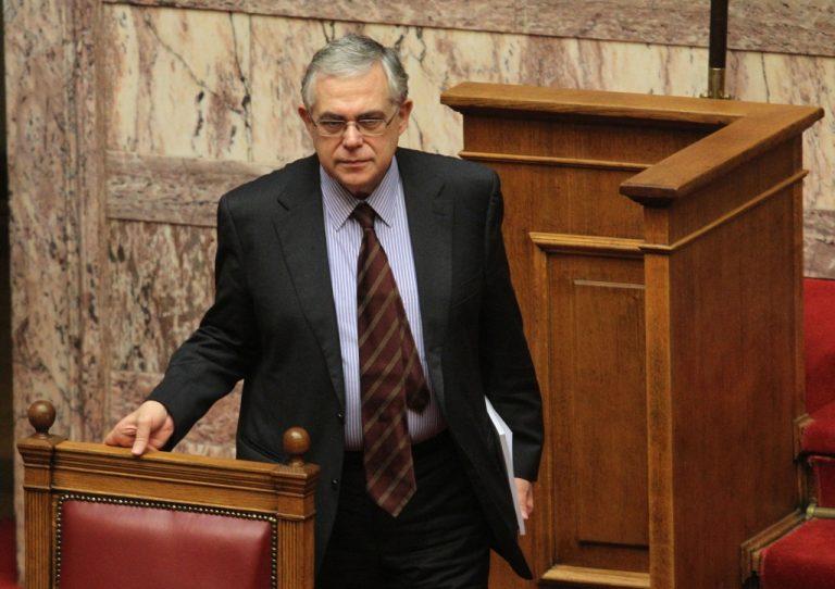 Πρεμιέρα αύριο για Παπαδήμο στην Ώρα του Πρωθυπουργού | Newsit.gr