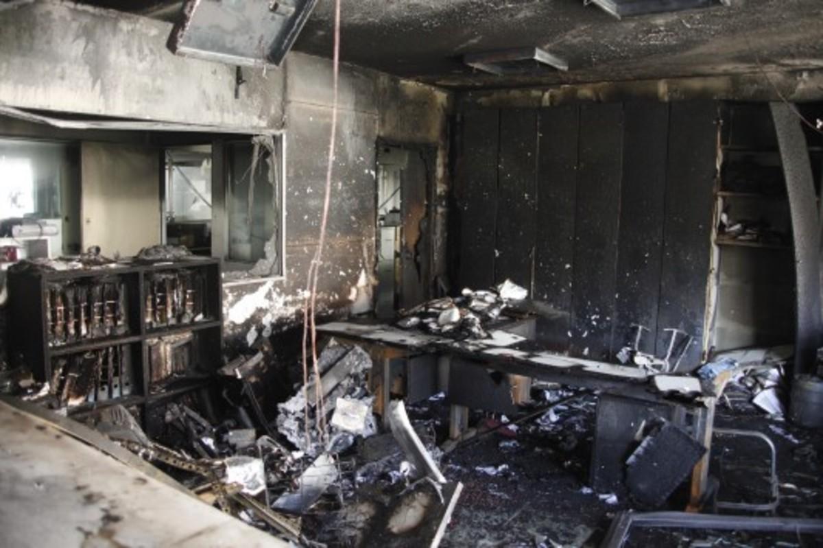 Κομοτηνή:Ανάληψη ευθύνης για τα γκαζάκια στην Περιφέρεια,με επίθεση στην Χρ.Αυγή! | Newsit.gr