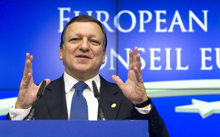 Μπαρόζο: «Ελληνες, μαζί θα πετύχουμε» | Newsit.gr