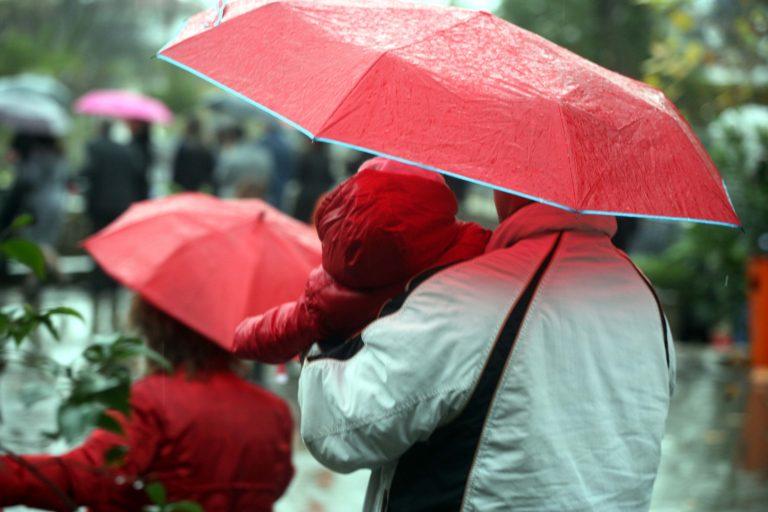 Βροχές το Σάββατο αλλά και άνοδος της θερμοκρασίας   Newsit.gr
