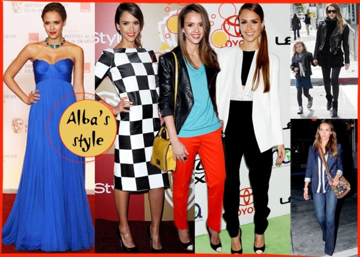 Jessica Alba: Μαθήματα στιλ μέσα από 15 looks που ξεχωρίσαμε! | Newsit.gr