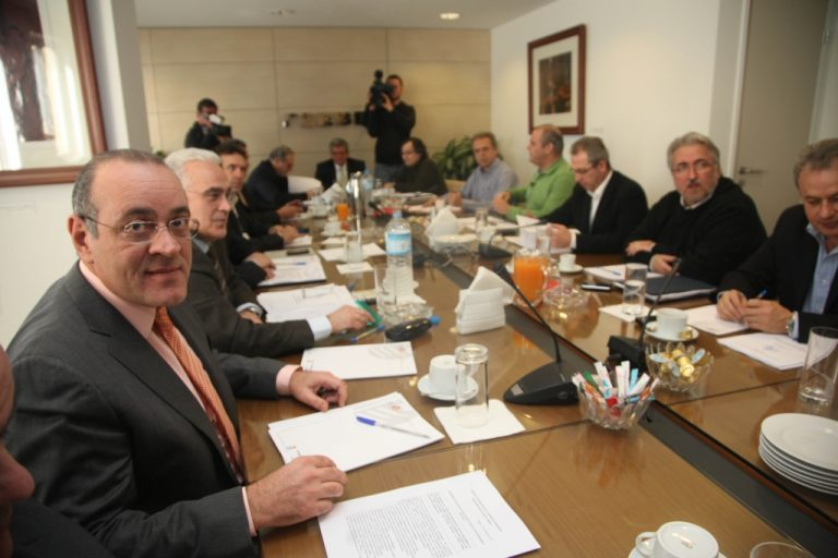 ΣΕΒ: Ζητεί κατάργηση τριετιών και αυτόματων αυξήσεων – Σε εξέλιξη η συνάντηση εργοδοτών – εργαζομένων | Newsit.gr