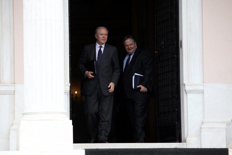 Τον είδε στα.. μουλωχτά! Έγινε σήμερα τελικά η συνάντηση Βενιζέλου – Προβόπουλου | Newsit.gr