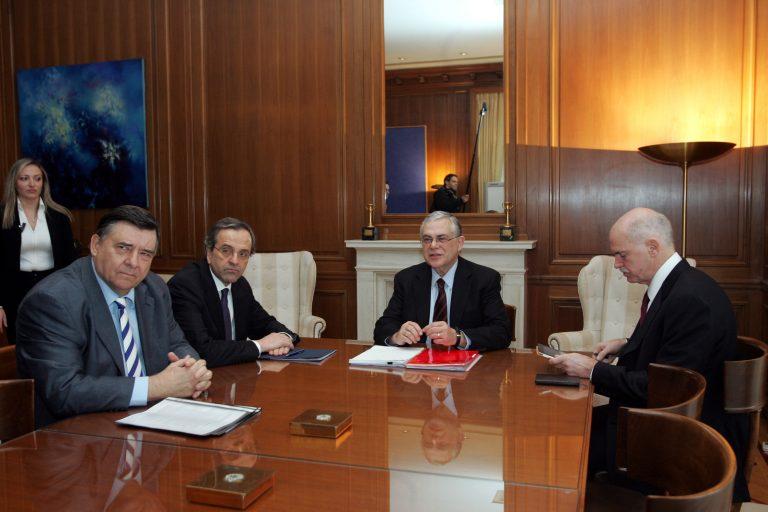 Παπαδήμος: Τι συμφωνήσαμε – Πυρετός στα κόμματα   Newsit.gr