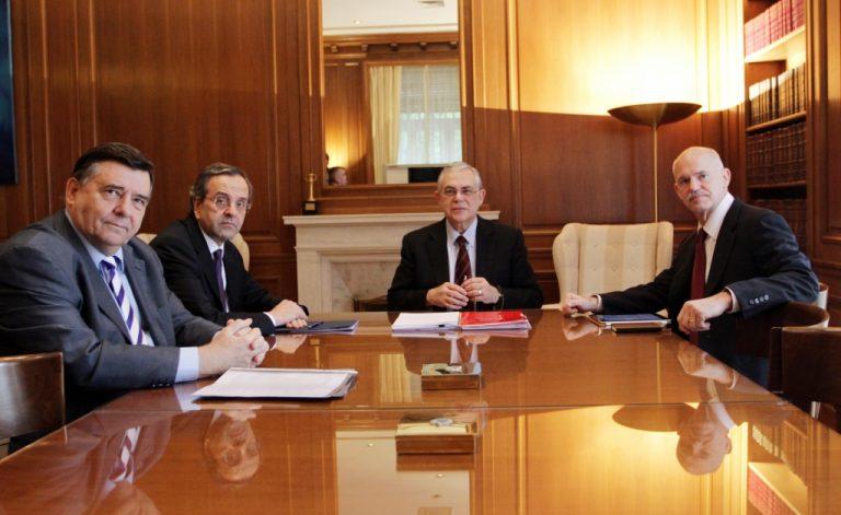 PSI και δανειακή σύμβαση θα κλείσουν μόνο αν πουν το ναι ΚΑΙ οι 3 πολιτικοί αρχηγοί   Newsit.gr