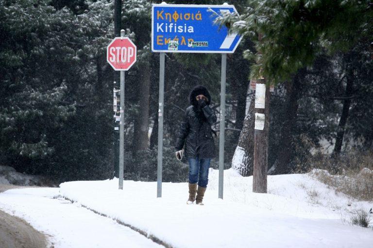 Δεν υποχωρεί η βαρυχειμωνιά – Νέα επιδείνωση του καιρού από το απόγευμα – Χιόνια παντού!   Newsit.gr