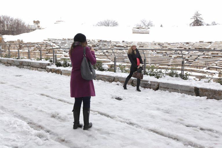 Καιρός: Ιστορικός χιονιάς στη Λάρισα – Ξύπνημα στους -14 βαθμούς Κελσίου! | Newsit.gr