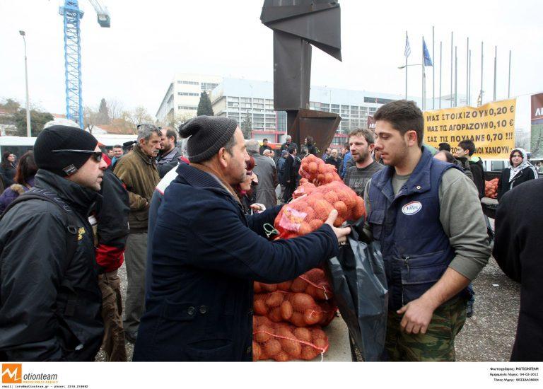 Απειλούν τους παραγωγούς να μην πωλούν απευθείας στους πολίτες φθηνά προϊόντα | Newsit.gr