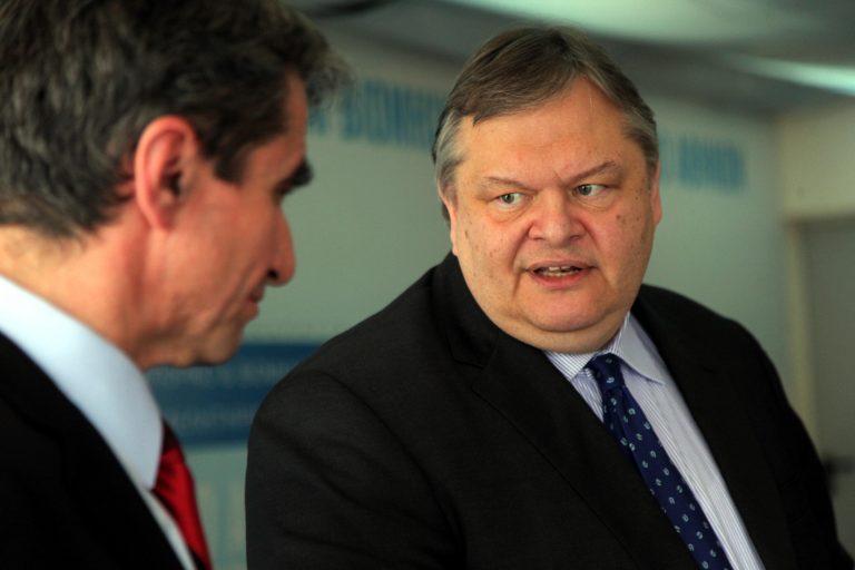 Βενιζέλος: Κίνηση ασέβειας η ανακοίνωση Λοβέρδου | Newsit.gr