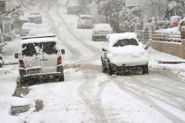 Απόψε θα πέσουν τα πρώτα χιόνια στην Πάρνηθα!   Newsit.gr