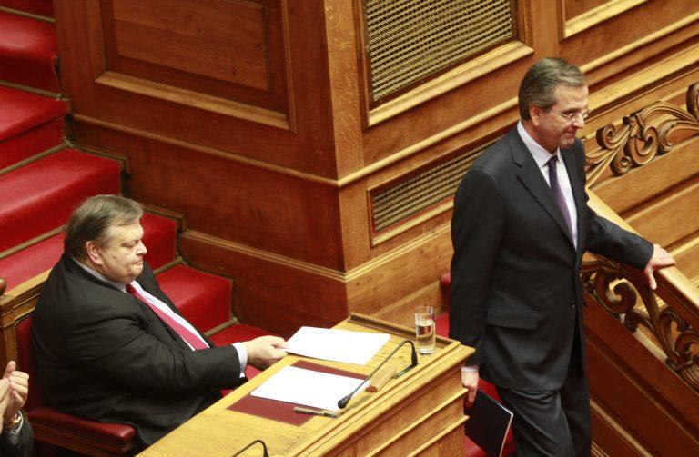 Οι Πανελλαδικές εξετάσεις των εκλογών. Ο Σαμαράς εκτός θέματος   Newsit.gr
