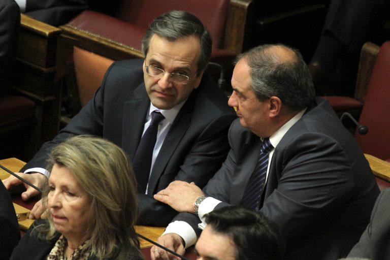 Πιο ηχηρές απουσίες δεν γίνονται! – Καραμανλής και Σαμαράς απόντες από την ψήφιση της τροπολογίας για την χρηματοδότηση των κομμάτων | Newsit.gr
