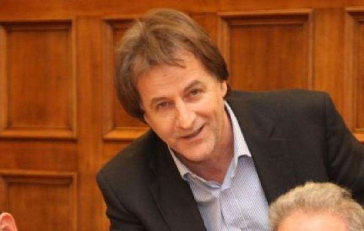 Λαμία: Διέρρηξαν το σπίτι του πρωην βουλευτή Νίκου Τσώνη | Newsit.gr