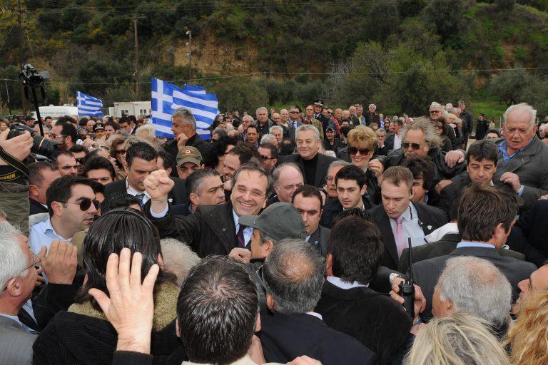 Ποιός ζήτησε από τον Σαμαρά να χορέψουν καλαματιανό; | Newsit.gr