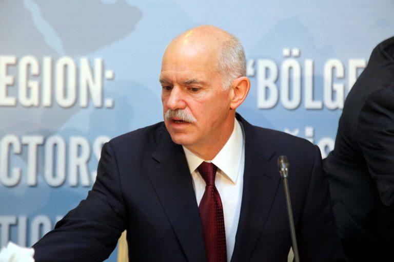Σε ποιές περιφέρειες είναι «ανεπιθύμητος» ο Γ.Παπανδρέου   Newsit.gr