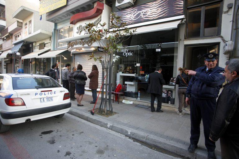 Λήστεψαν την ΔΟΥ Αμαρουσίου   Newsit.gr