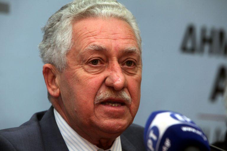 Σε δυο περιφέρειες υποψήφιος ο Φώτης Κουβέλης | Newsit.gr