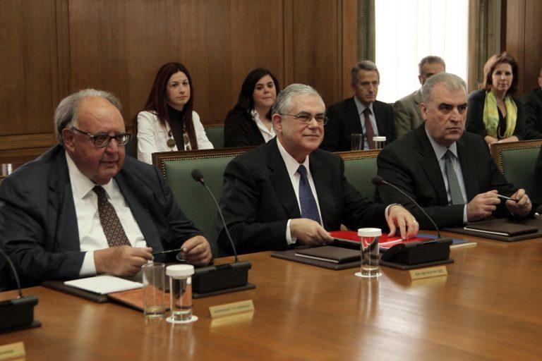 Παπαδήμος: «Στις 6 Μαϊου οι εκλογές – Διάλυση της Βουλής δεν σημαίνει και διάλυση της κυβέρνησης»   Newsit.gr