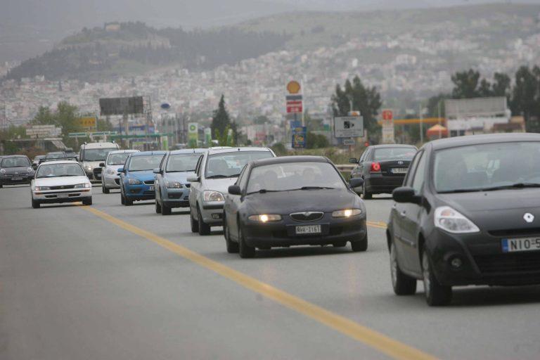 Κορινθία: Μποτιλιάρισμα στα διόδια του Ισθμού   Newsit.gr