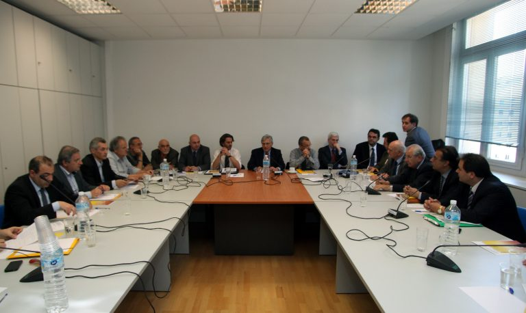 Συνεδριάζει η Διακομματική – Διευρύνθηκε η σύνθεσή της | Newsit.gr