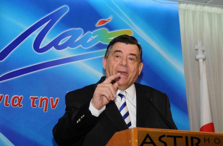 Καρατζαφέρης: Προτείνω debate με τους επικεφαλής των ψηφοδελτίων Επικρατείας | Newsit.gr