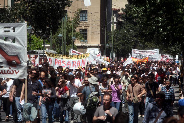 Πρωτομαγιά με απεργία – Ποιοι συμμετέχουν στην 24ωρη ΓΣΕΕ και ΑΔΕΔΥ   Newsit.gr