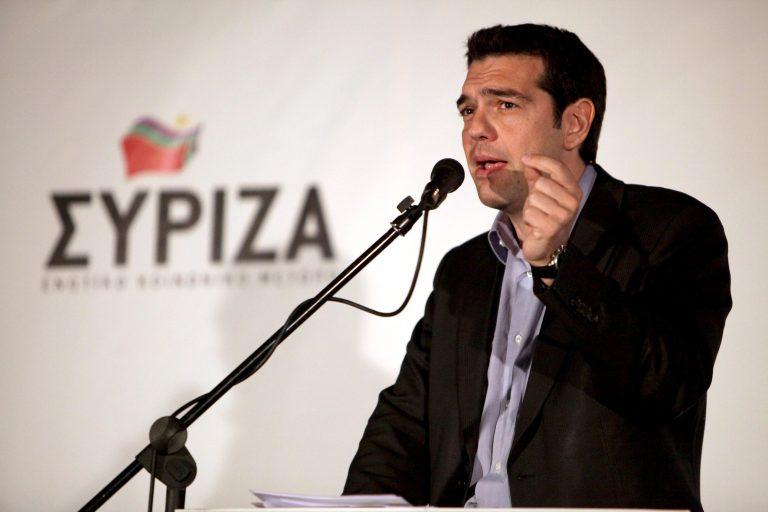 Τσίπρας:»Βενιζέλος και Σαμαράς είναι πολιτικοί απατεώνες» | Newsit.gr