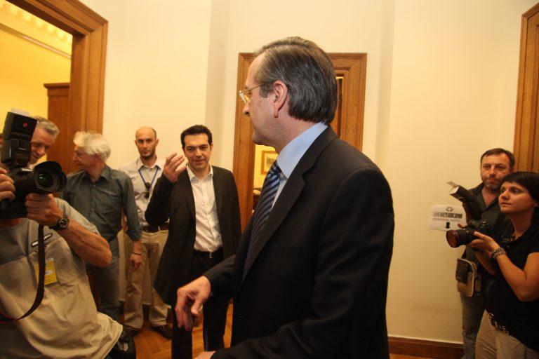 Γιατί άλλαξαν ρόλους Τσίπρας και Σαμαράς | Newsit.gr