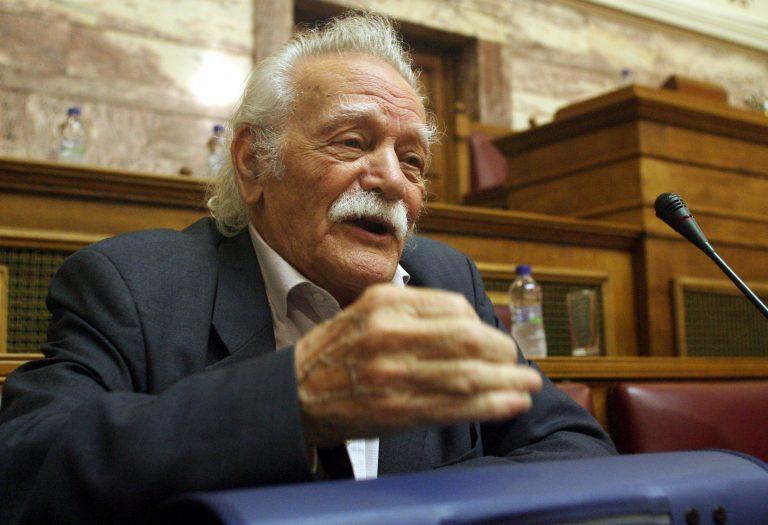 Γλέζος: Ποιούς τρόμαξα με τις δηλώσεις μου για υποχρεωτικό δάνειο από τους πολίτες! | Newsit.gr