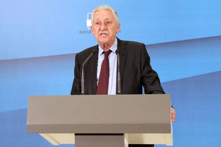 Κουβέλης στην Κ.Ο.:»Αν δεν υπάρξει διαφοροποίηση στις θέσεις του ΣΥΡΙΖΑ πάμε για εκλογές» | Newsit.gr