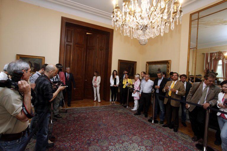 Κατεβάστε ΟΛΑ τα πρακτικά από τις συναντήσεις με Καμμένο, Παπαρήγα, Κουβέλη, Μιχαλολιάκο | Newsit.gr