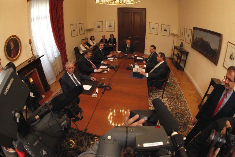 Σκληρές κουβέντες και κόντρες στην χθεσινή σύσκεψη των πολιτικών αρχηγών – Όλα τα πρακτικά | Newsit.gr