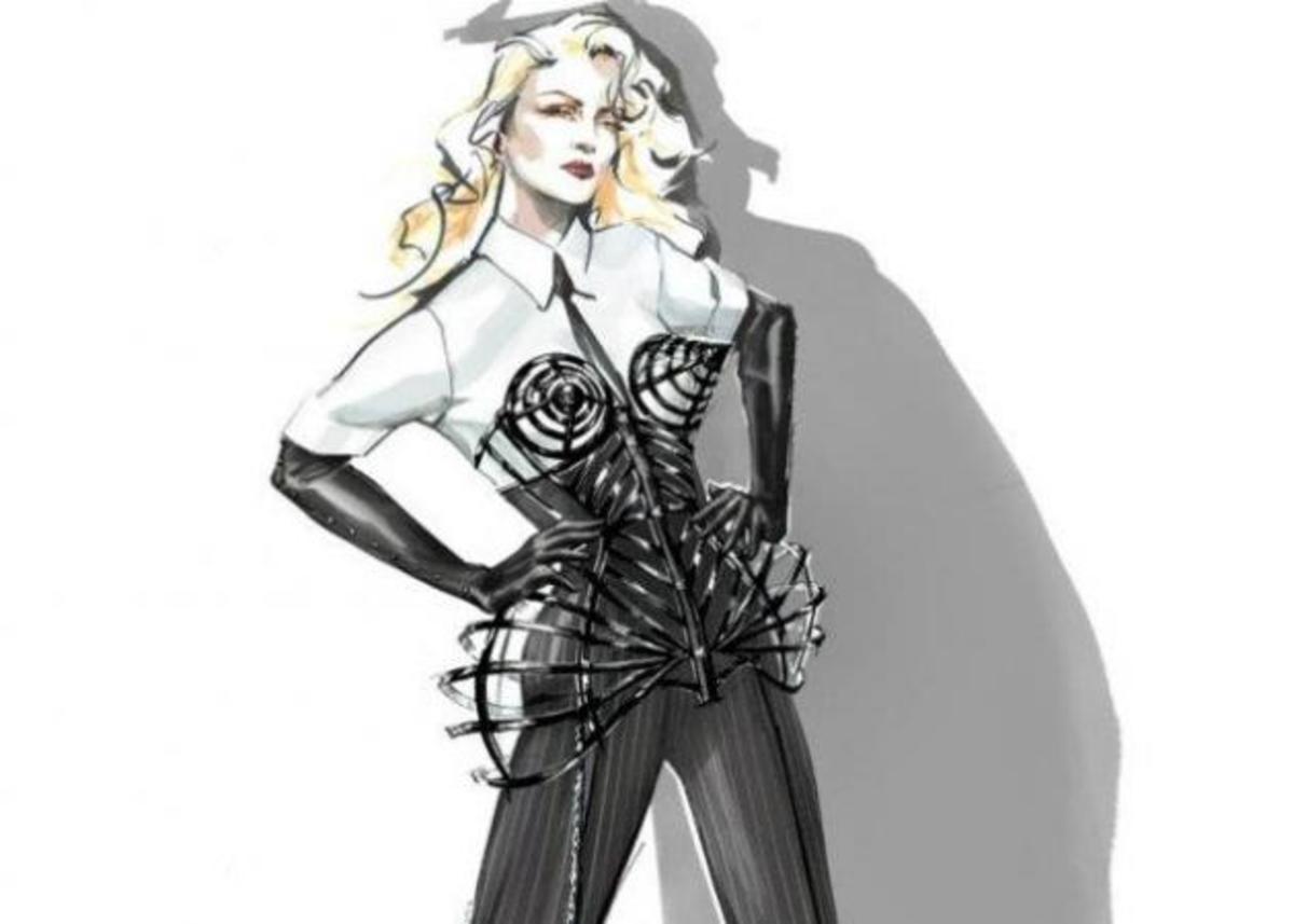 Πάρε μία γεύση από τα κοστούμια της Madonna για το world tour της! | Newsit.gr