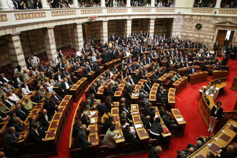 Η Βουλή εκλέγει Προεδρείο και διαλύεται | Newsit.gr