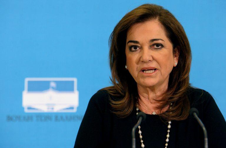 Μπακογιάννη: Ο ΣΥΡΙΖΑ πιστεύει ότι ο Κουφοντίνας βοήθησε την δημοκρατία;   Newsit.gr