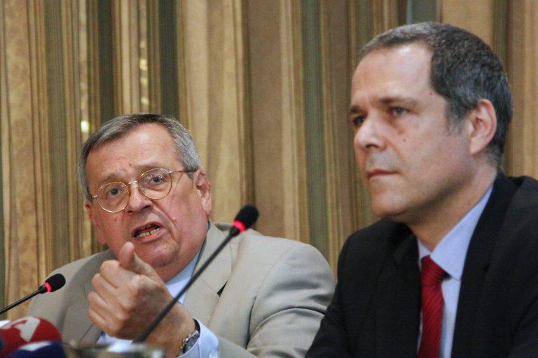 Μαζί κατεβαίνουν στις εκλογές Μάνος και Τζήμερος – Παρακάμφθηκε το «αγκάθι» Βαλλιανάτου | Newsit.gr