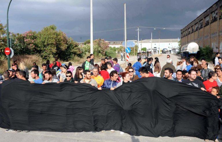 Πάτρα: Απέκλεισαν την είσοδο του νέου λιμανιού οι κάτοικοι των Ιτεών | Newsit.gr