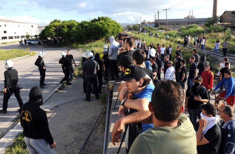 Πάτρα: Λαθρομετανάστες βρήκαν καταφύγιο σε άλλο εργοστάσιο! | Newsit.gr