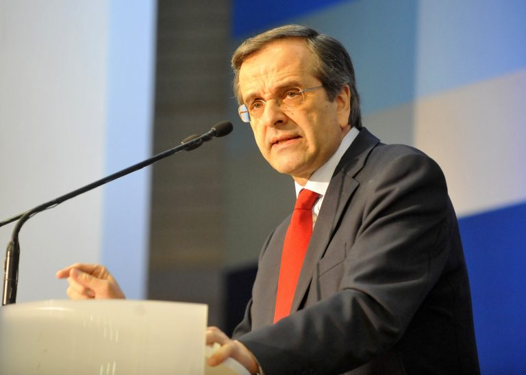 Σαμαράς:Κυβέρνηση και ας μην είμαι εγώ πρωθυπουργός | Newsit.gr
