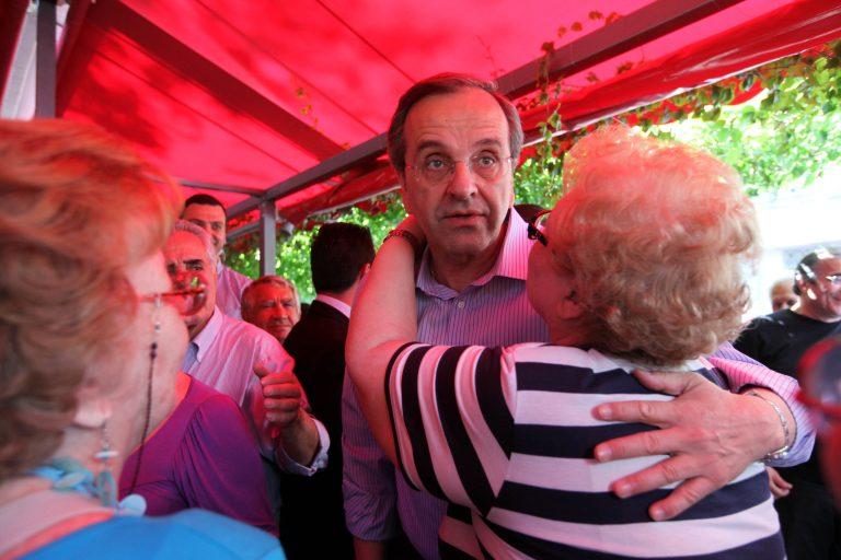 Στον Αγ.Παντελεήμονα ο Σαμαράς-Την Αθήνα που ξέραμε θα την ξαναβρούμε | Newsit.gr