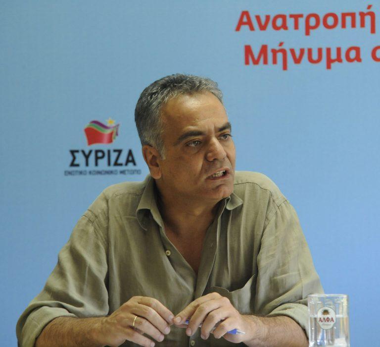 Σκουρλέτης: Επιτίθενται στον ΣΥΡΙΖΑ όταν ο Σαμαράς έχει ακροδεξιούς συμβούλους | Newsit.gr